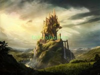 Загадочный замок