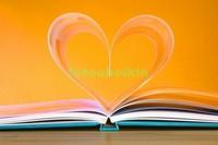 Книга с сердцем