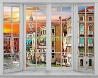 Окно с видом на Венецию
