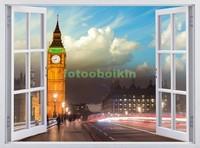 Окно с видом на Лондон