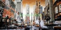 Рисунок Нью-Йорк