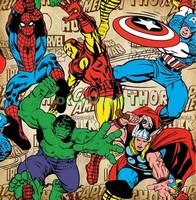 Рисунок Мстители