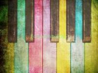Клавиши пианино