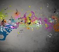 Абстракция ноты