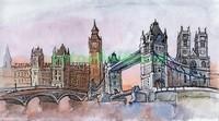 Лондон Бруклинский мост