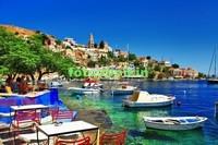 Бухта в Греции