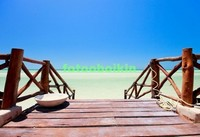 Мостик на пляж