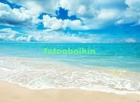 Море с белым песком
