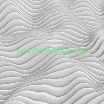 Белые волны
