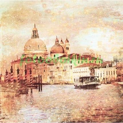 Ретро фото Венеции