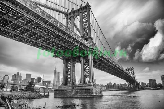 Под большим мостом