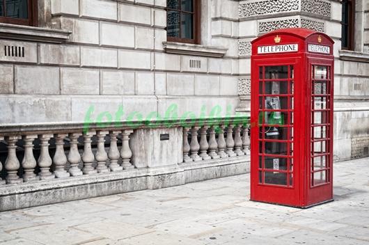 Таксофонная телефонная будка