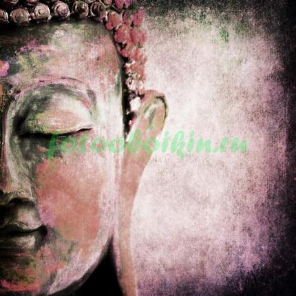 Будда фреска