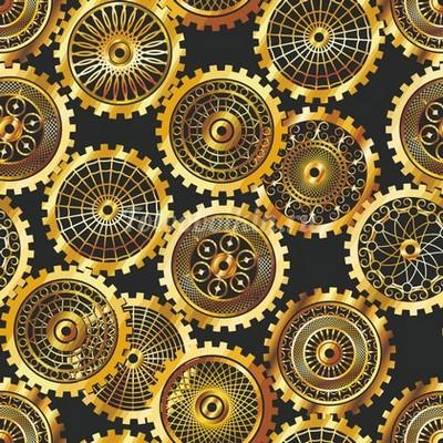 Золотые механизмы