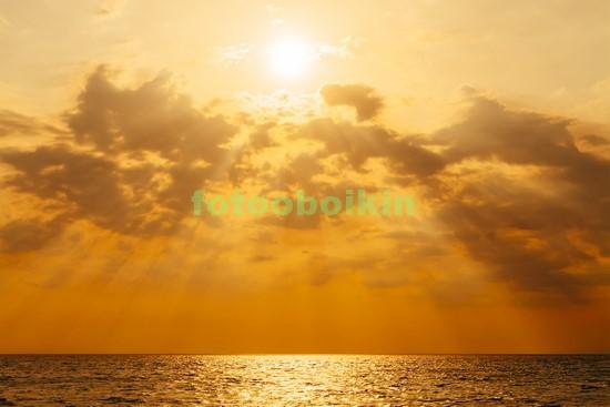 Золотое море