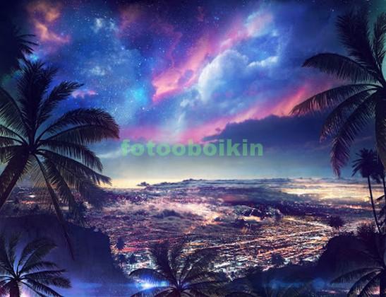 Город в тропиках