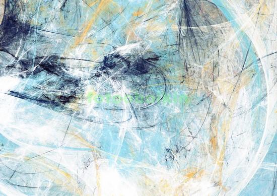 Голубые линии