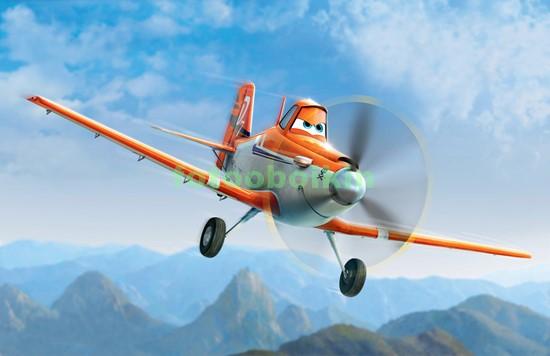 Самолет Дасти