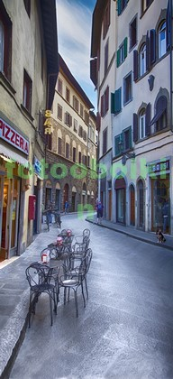 Улочка во Флоренции