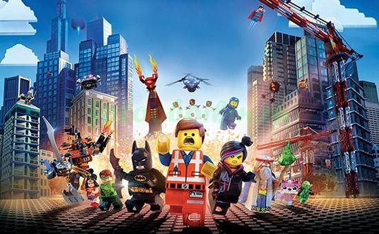 Фотообои Лего
