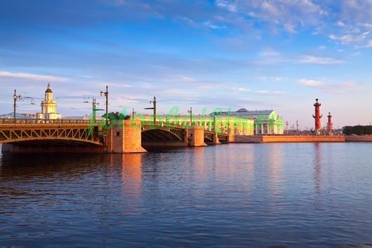 Фотообои Троицкий мост