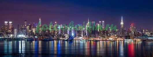 Ночь в городе