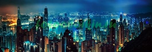 Вечер в Гон Конге