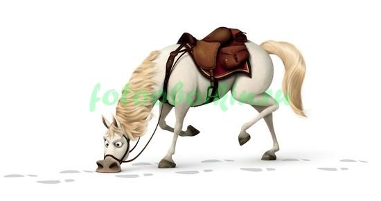 Конь Рапунцель
