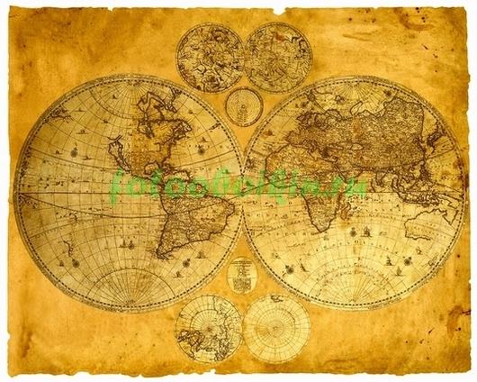 Карта средневековья