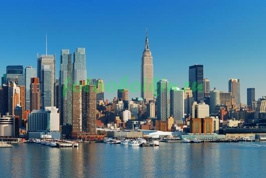 Берег Нью-Йорка