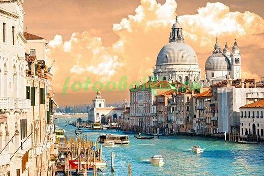 Фотообои Венеция жаркий день