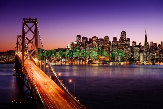 Фотообои Сан-Франциско