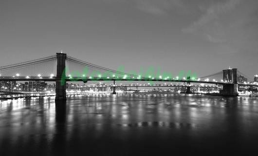 Фотообои Свет Бруклинского моста