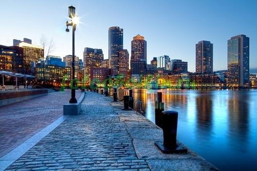 Фотообои Бостон