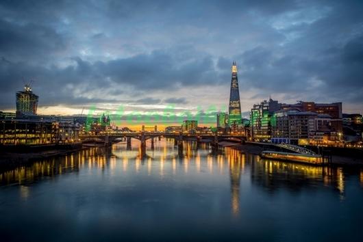 Небоскреб Осколок в Лондоне