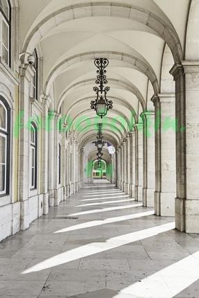 Фотообои Арки в Лиссабоне