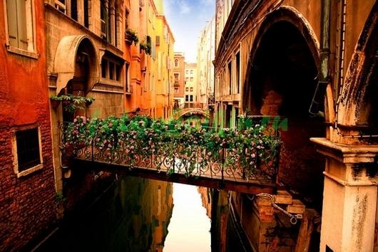 Фотообои Мостик в Венеции