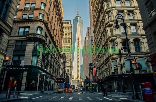 Фотообои Нью-Йорк проспект