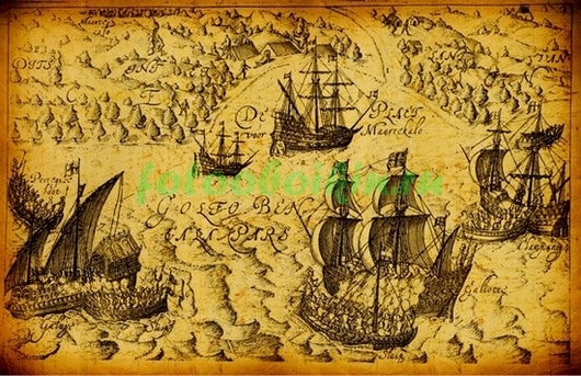 Карта корабли