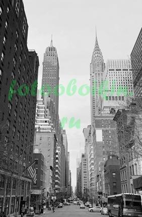 Большой проспект в Нью-Йорке