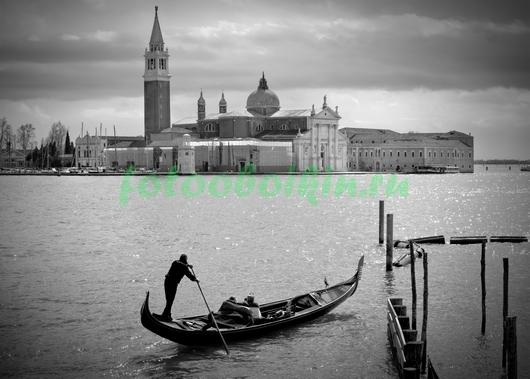 Пасмурно в Венеции