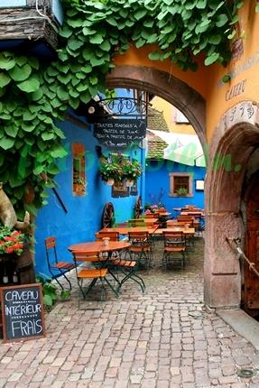 Кафе за аркой