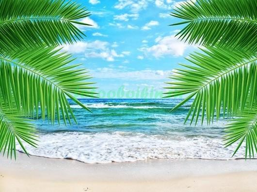 Ветки пальмы 3 Д