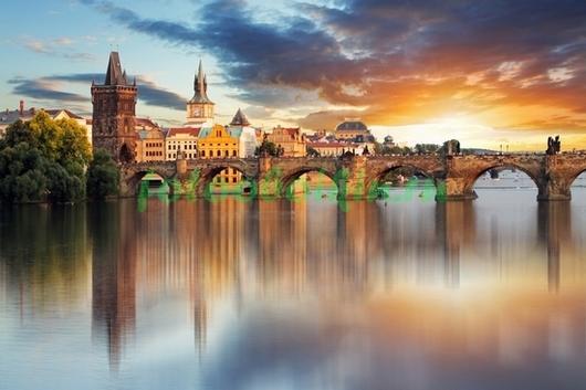 Фотообои Мост в Праге