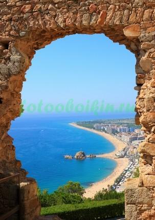 Каменная арка 3Д