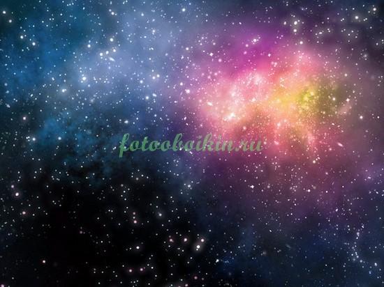 Много звезд