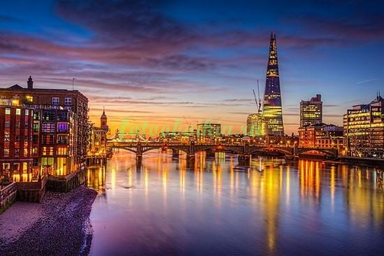Мост в Англии