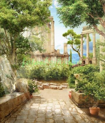 Тропинка к Греческому храму