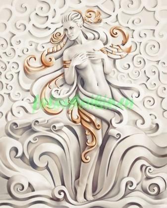 Афродита на волнах