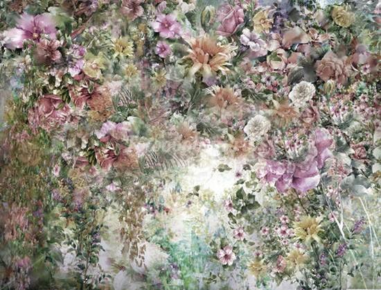 Панно Летние цветы 23